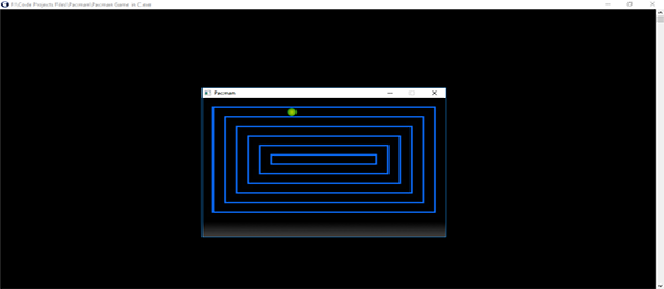 Pacman Game In C Programming With Source Code