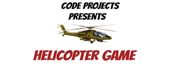 Helicopter Game In C++ With SDL With Source Code