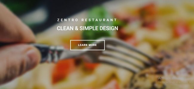 Online Restaurant Using HTML and CSS   Source Code & Projects