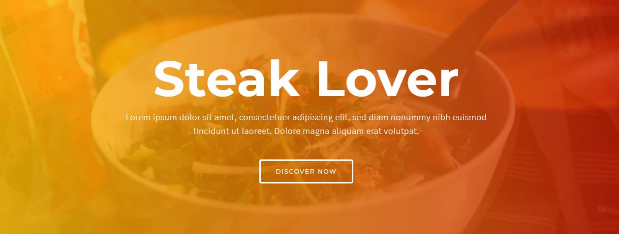 Steak House Made with HTML And CSS