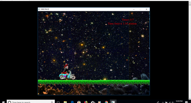 Bike Race Game In C++ With Source Code | Source Code & Projects
