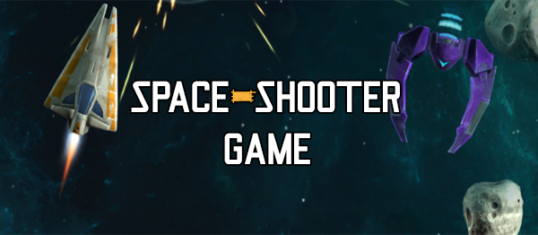 Space-Shooter Game Using Unity With Source Code