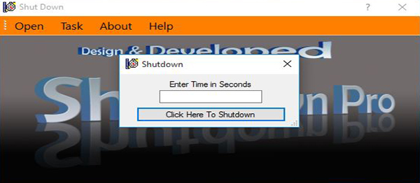 Simple Shutdown Manager In VB.NET With Source Code