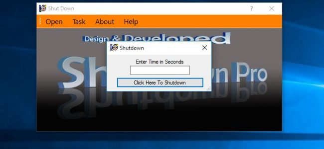 Simple Shutdown Manager In VB NET With Source Code | Source Code