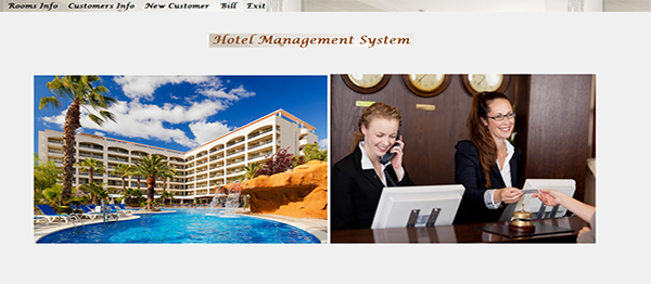 Hotel Management System V.1 In C# With Source Code