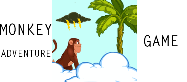 Monkey Adventure Game In Unity With Source Code