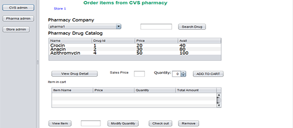 Pharmacy Management System In Java Using Netbeans With Source Code