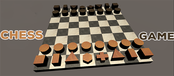 Chess Game (2D&3D) In UNITY Engine With Source  Code