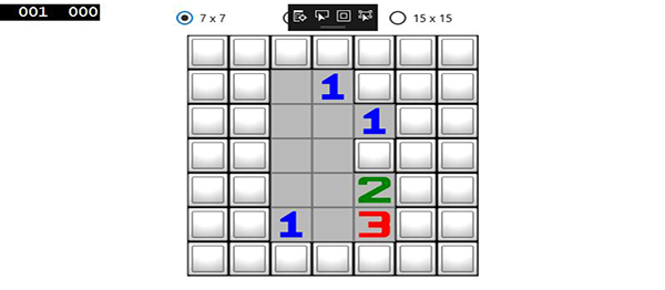 Minesweeper Game In C# With Source Code