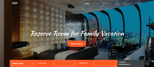 HOTEL SITE IN HTML5, JAVASCRIPT WITH SOURCE CODE