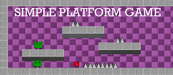 Simple 2D Platform Game In UNITY ENGINE With Source Code