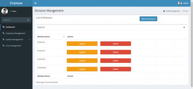 School Management System Using Laravel