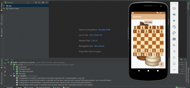 Chess Game Application In Android With Source Code | Source