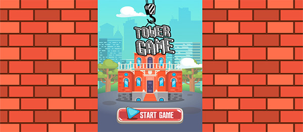 Build Tower Game In JavaScript With Source Code
