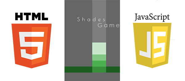 Shades Game In HTML5, JavaScript With Source Code