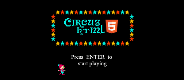 Circus Jump Game In HTML5 With Source Code
