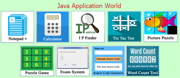 Simple Java Program Collections In Java With Source Code