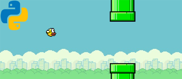 Simple Flappy Bird Game In PYTHON With Source Code