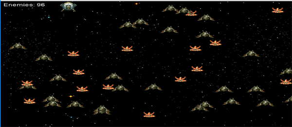 Space Invader Game In Java With Source Code