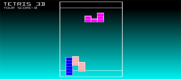 Tetris Game In Java With Source Code