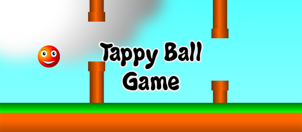Tappy Ball Game In UNITY ENGINE With Source Code