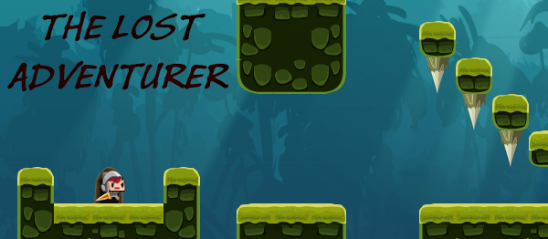 The Lost Adventurer Game In Java With Source Code