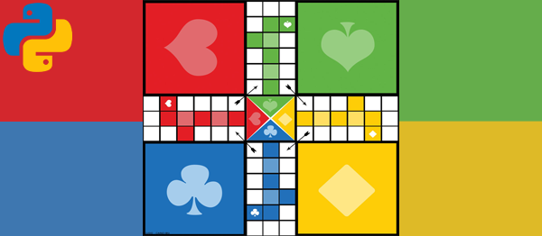 Simple 2D Ludo Game In PYTHON With Source Code