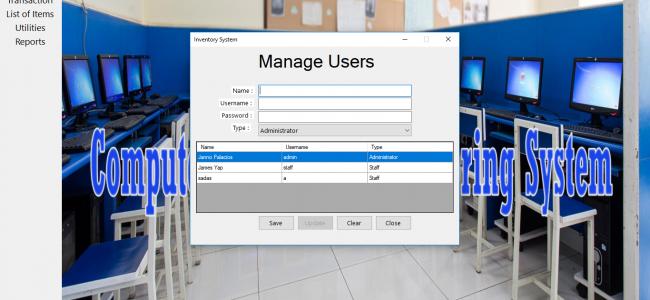 Système de surveillance d'équipement informatique en VB.NET avec code source