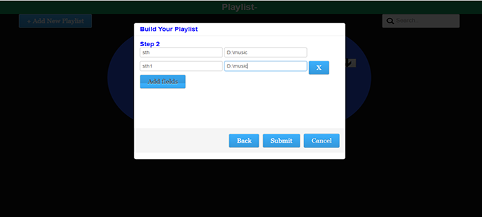 Simple Music Player In AngularJs With Source Code | Source
