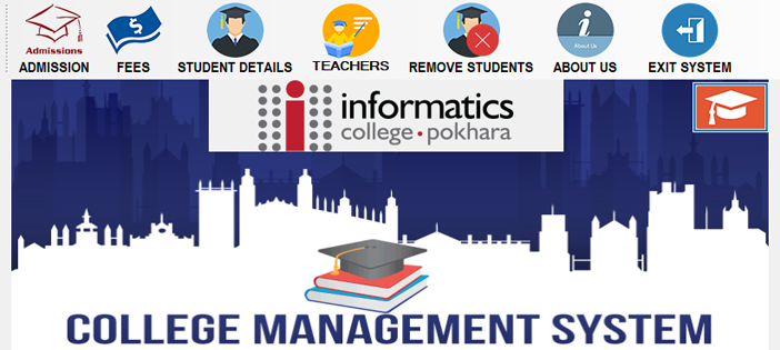 COLLEGE MANAGEMENT SYSTEM IN C# WITH SOURCE CODE