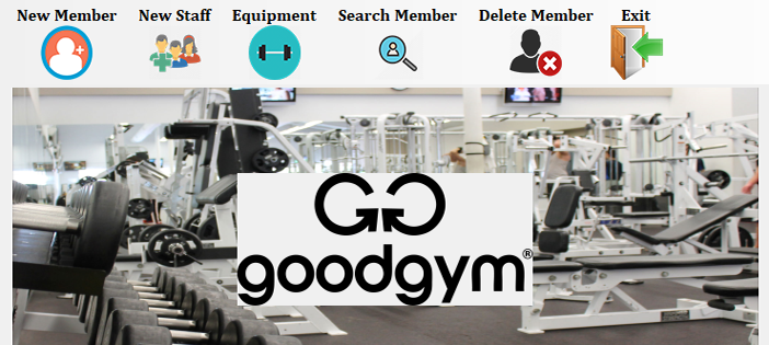 Gym Management System in c#