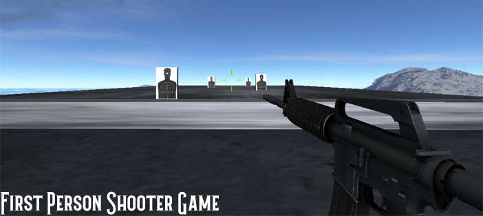 First Person Shooter Game in JavaScript