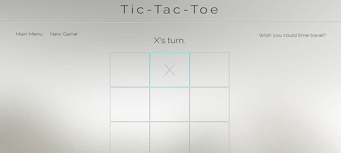 Tic Tac Toe In React And Redux
