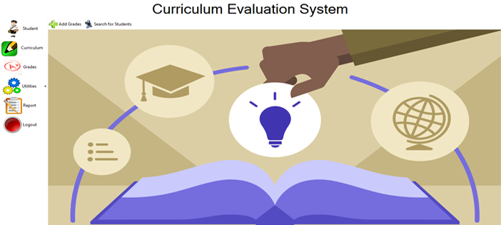 Curriculum Evaluation System in VB.NET