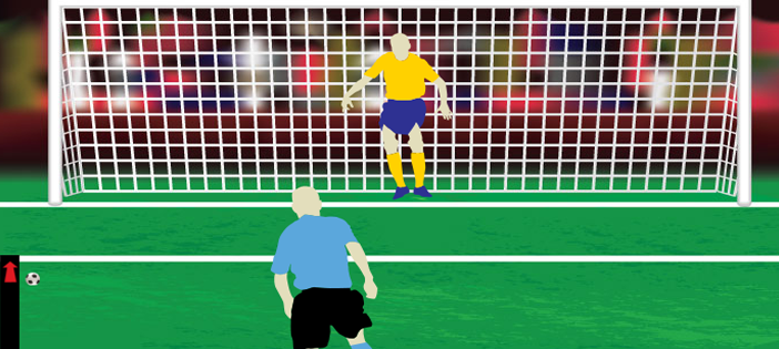 Penalty Shootout Game in JavaScript