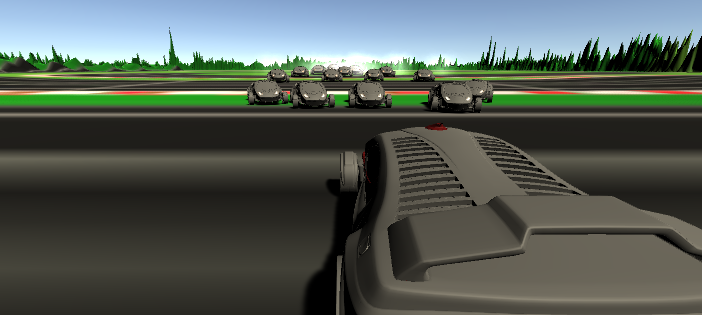 Car Shooter Game In Unity Engine