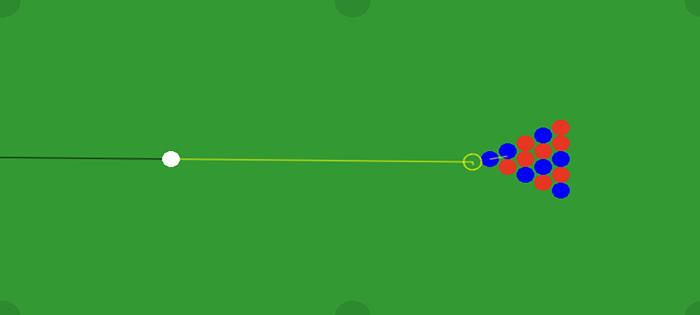 Java 8 Ball Pool Game