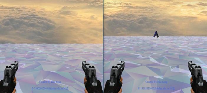 Simple Multiplayer FPS Game in NodeJS