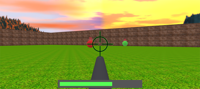 Web Based FPS Game in JavaScript