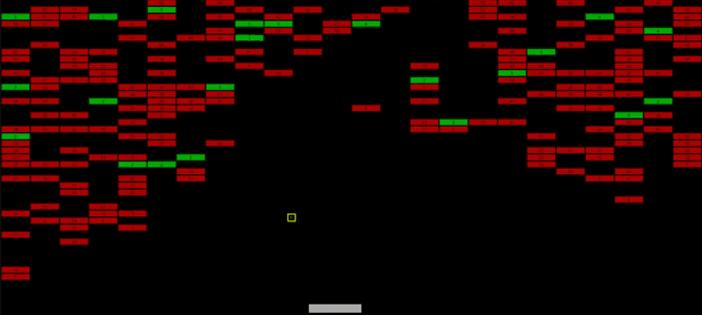 Breakout Game in TypeScript