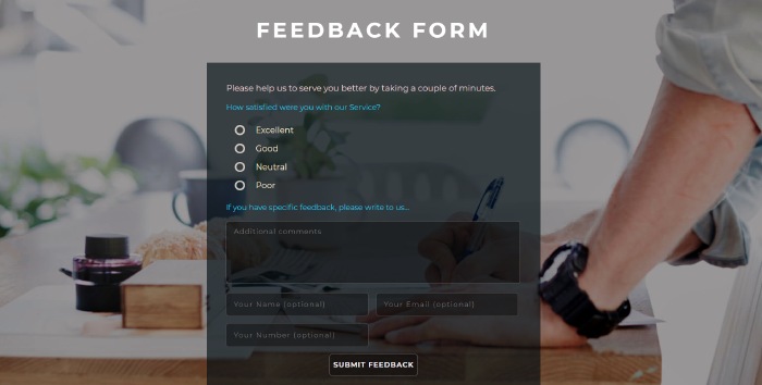 image of feedback system