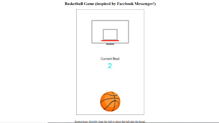 image of basketball game
