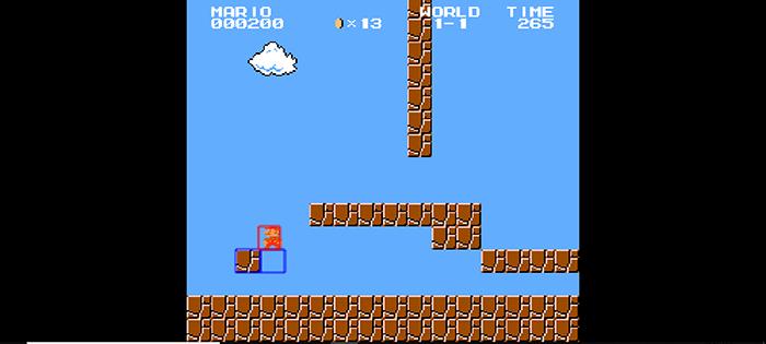 NodeJS Mario Game