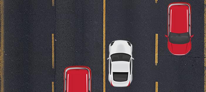 Simple Car Game in JavaScript