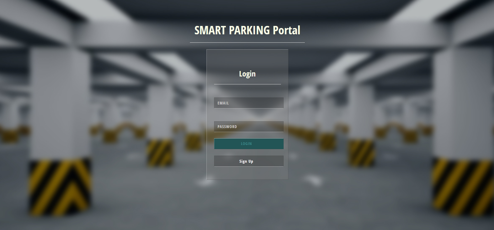 image of parking system