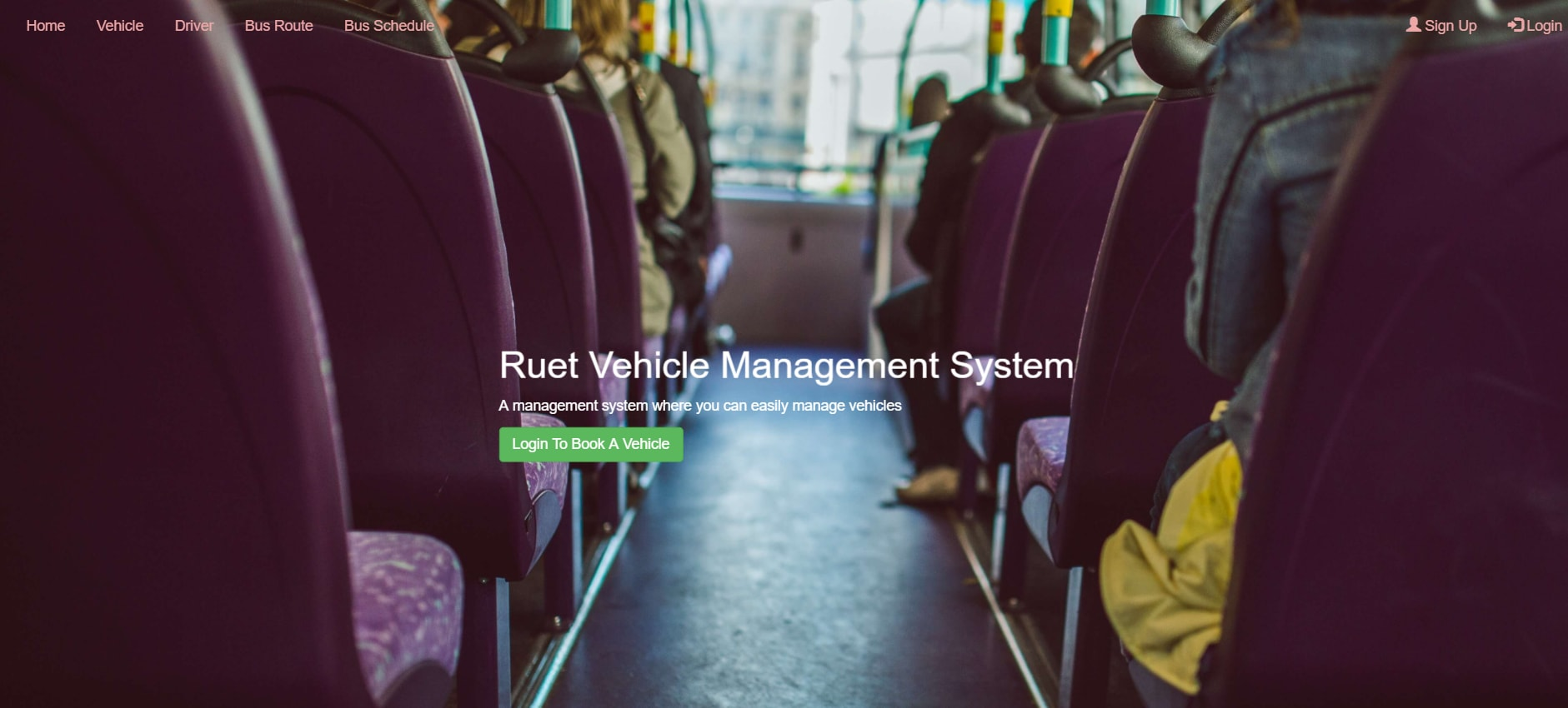 image of vehicle management system