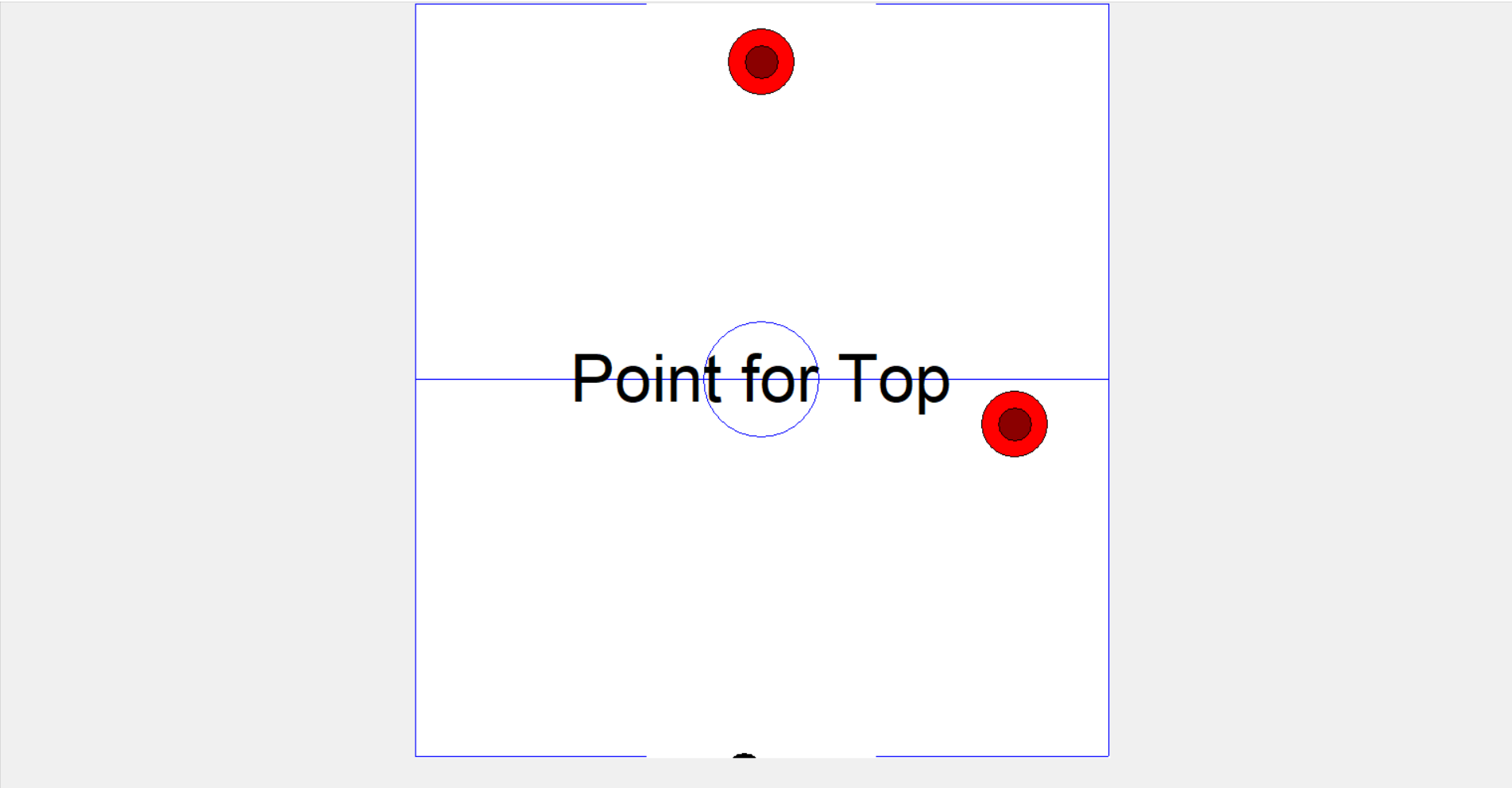 image of Simple Air Hockey Game