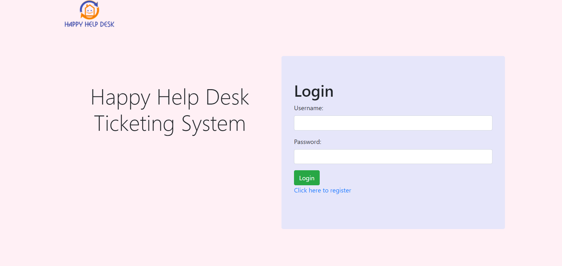 image of Help Desk Ticketing System