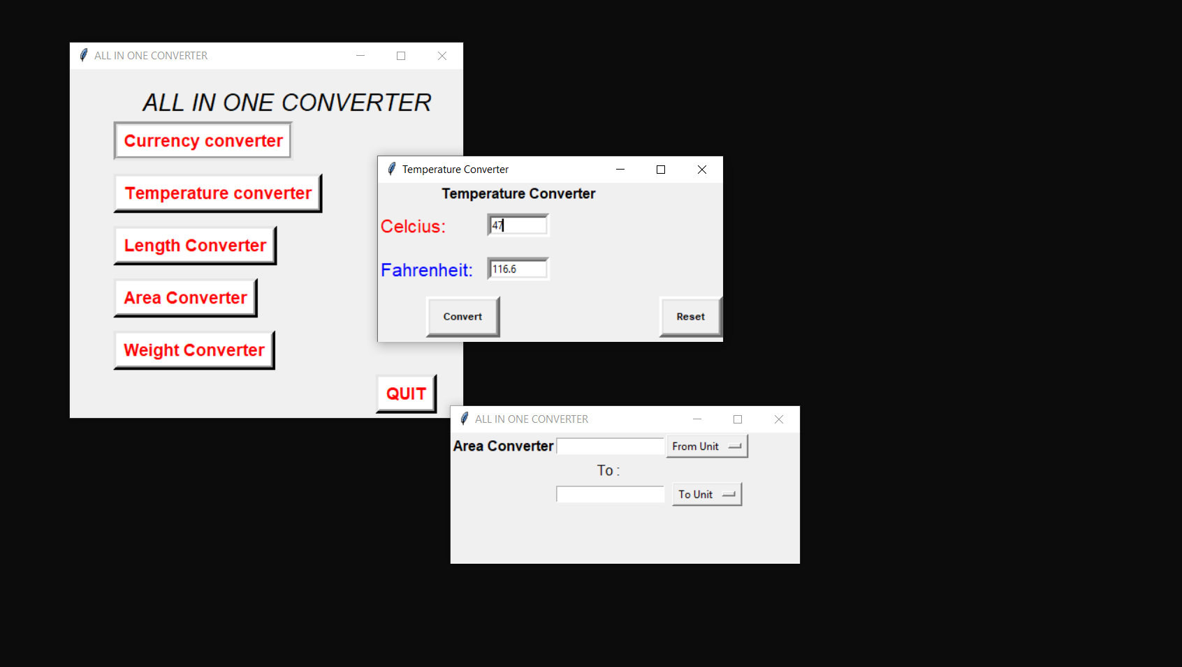 image of all in one converter