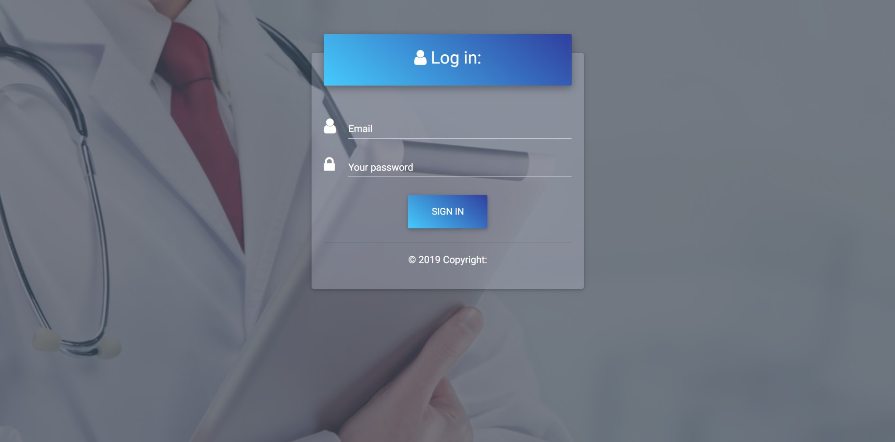 image of Hospital Information system